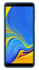 Samsung Galaxy A7 (2018) SM-A750 - 64GB - Blau (Ohne Simlock)