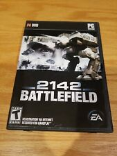 Battlefield 2142 (PC, 2006)  Used in Good condition manual and key included