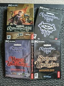 Forgotten Realms Neverwinter Nights Deluxe Edition PC Game