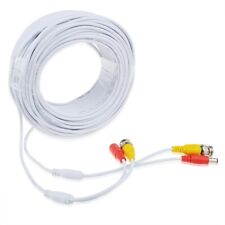 Vani 150ft Bnc Extension Cable for Swann 5Mp Hd Outdoor Security Camera Pro-T890