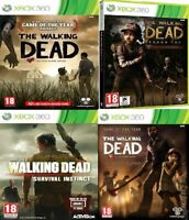 The Walking Dead Xbox 360 Telltale Season MINT - Super Fast Delivery