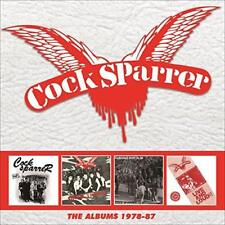 Cock Sparrer - Albums 1978-87 (NEW 4CD)