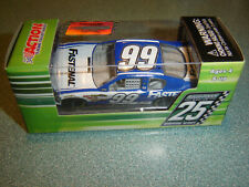 #99 Carl Edwards FASTENAL 2012 Sprint Cup Ford Fusion 1/64 ACTION New