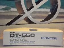 Pioneer DT-550 Digital Audio Timer vintage NEW in box