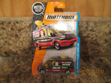 2017 MATCHBOX '14 FORD TRANSIT NEWS VAN EL PASO 8 LOCAL LIVE 2/125  (B5)