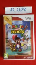 MARIO POWER TENNIS WII NINTENDO SELECTS NEUF SOUS BLISTER VERSION FRANCAISE