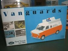 Vanguards 06602 - Ford Transit MKI Police Van - 1:43 Made in China