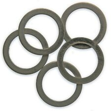 5 (Five) Oil Sump Washers BMW 02 E6 E10 E21 E12 E24 22mm Al 07119963355  SW22X5
