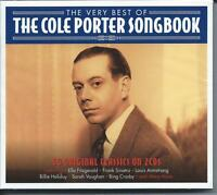 The Cole Porter Songbook - The Very Best Of - Greatest Hits 2CD NEW/SEALED