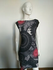 DESIGUAL floral print sleeveless dress size M