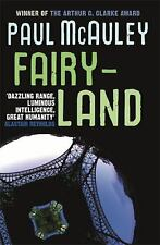 Fairyland by McAuley, Paul J.