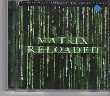 (GA301) The Matrix Reloaded, 2CD - 2003 CD