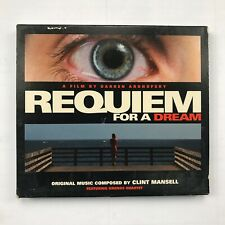 Requiem for a Dream by Clint Mansell  Kronos Quartet SOUNDTRACK Free Shipping