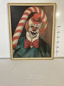 """Original 1972 """"red Skelton"""" Hand Signed Lithograph"""
