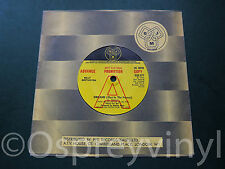 """Rainbow Graham Bonnet Dreams(Out in the Forest) Demo UK 7"""" vinyl Billy Beethoven"""