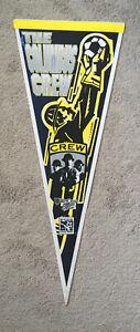 "The Columbus Crew 1996 Major League Soccer Pennant 30 1/8"" x 12"" Sports Man Cave"