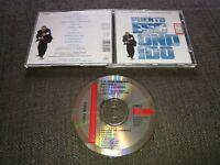 Puerto Escondido Ost - Santana/Ruben Blades CD Ottimo