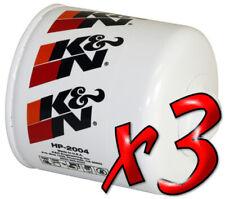 3 Pack: Oil Filters Pro Series K&N HP-2004
