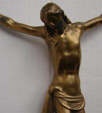 Top Antique 17th. Century bronze Italian Corpus Christi Jesus Italy fine casted