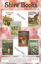 Postcard: Shire Books, Buckinghamshire - New Titles, Autumn 2000 (Promo)