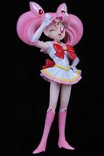 Sailor Chibi Moon Pretty Soldier Cute 1/8 Unpainted Figure Model Resin Kit