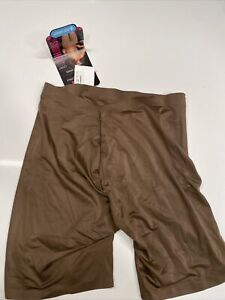 madeinform thigh slimmer New With Tags Size Large Brown