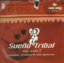 VARIOUS - Sueno Tribal EP Vol 1 Congas, Timbales & Latin Grooves - M.O.D.A.