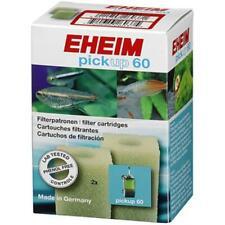 Eheim Filter Cartridge For 2008 & Pickup 60 x 2 *GENUINE*