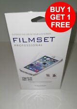 Mobile Phone Screen Protector Samsung S4 Mini Plastic Guard BUY 1 GET 2