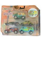 Vintage Matchbox Scooby Doo Car Set