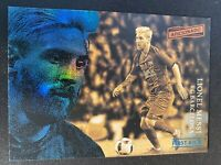 2016-17 Aficionado Soccer FIRST KICK Lionel Messi SSSP Barcelona NM-MT