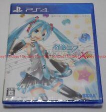 New PS4 Hatsune Miku Project DIVA X HD Japan F/S PlayStation 4 PLJM-80097