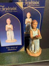 "Fontanini 5"" Centennial Collection ~ Madeline ~ #54038 - Mib"