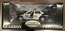 Gearbox Corinth, TEXAS Police FCV 1:43 Police Interceptor Limited Edition