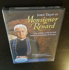 Monsignor Renard (DVD) John Thaw PBS Masterpiece Theatre WGBH Boston Video NEW