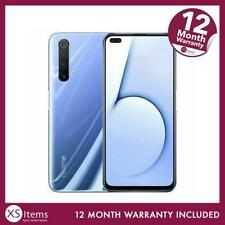 Realme x50 5g rmx2144 128gb 48mp Android Smartphone Silber Entsperrt-makellos
