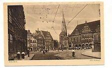 F 271-Brême sur le marché, 1925 tourné
