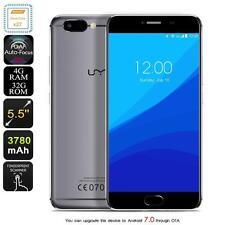 Original UMi Z 4G 5.5 Inch Smartphone Android 6.0 Helio X27 2.6GHz Deca Core 4GB