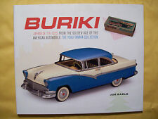 VINTAGE BURIKI TIN TOY CARS REFERENCE BOOK