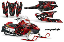 AMR RACING SNOWMOBILE GRAPHIC KIT ARCTIC CAT FIRECAT SABERCAT F5 F6 F7 03-06 CPR
