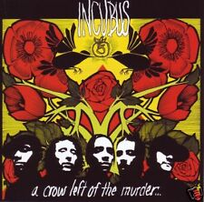 INCUBUS - CROW LEFT OF THE MURDER ~ HEAVY METAL CD *NEW