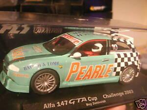 FLY ALA ROMEO 147 GTA CUP CHALLENGE 2003 88112 NEW