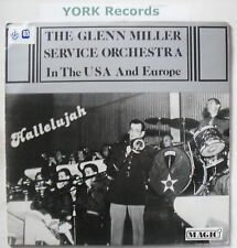 GLENN MILLER - In The USA & Europe - Ex Con LP Record