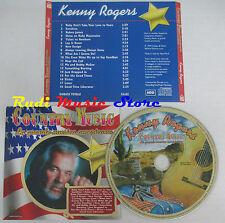 CD KENNY ROGERS grande musica americana 1999 italy Country music mc lp dvd(CS22)