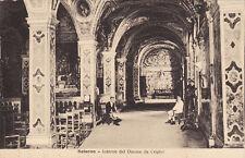 #SALERNO: INTERNO DEL DUOMO- la cripta