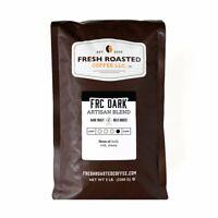 Signature Dark Roast | Whole Bean 5 LB | Fresh Roasted Coffee