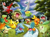 Pokemon Home - Complete Gen 1-8  for sword & shied  National Pokedex