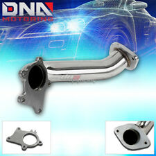 02-06 RSX DC5/CIVIC SI EP3 T3/T04E 5-BOLT TURBOCHARGER RACING DOWNPIPE EXHAUST