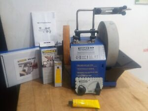 Tormek T7 Water Cooled Sharpening System Used Once Or Twice Fatastic Condition.