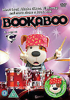 Bookaboo (DVD, 2009) Children's Stories Read By Celebrities New And Sealed